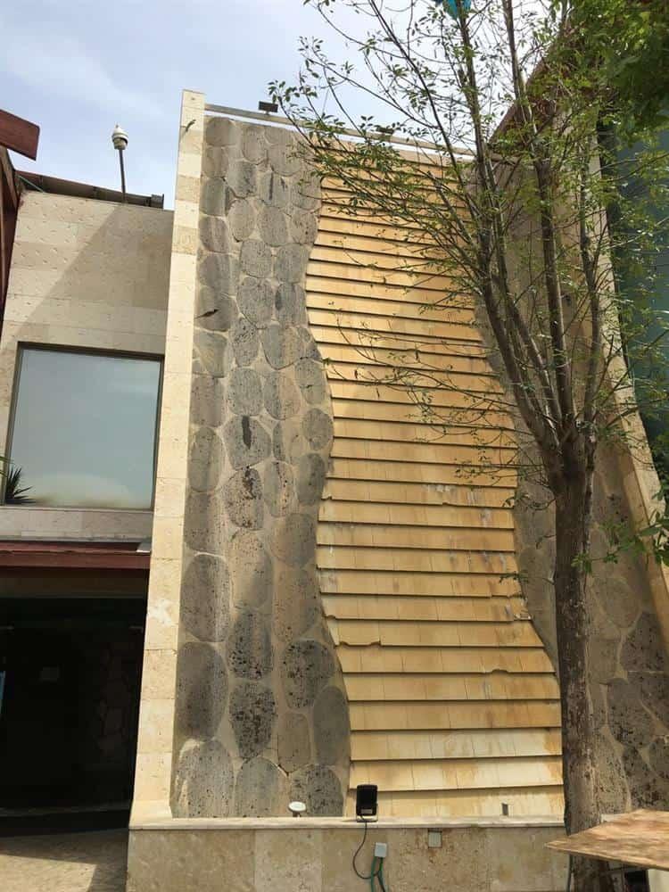 קיר כניסה לקאלה לפני